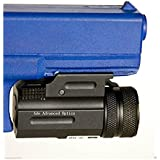 Ade Advanced Optics Ultra Compact Pistol Green Laser with Quick Release Weaver Mount