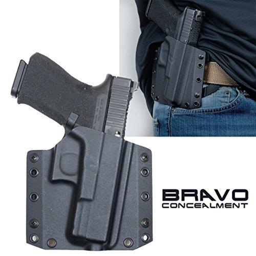 Glock Concealment Holsters - Bravo Concealment: Glock 17 22 31 BCA Gun Holster
