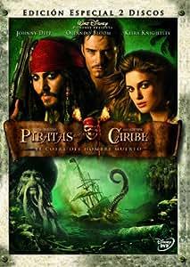 Piratas Del Caribe: El Cofre Del Hombre Muerto - Edición Especial [DVD]