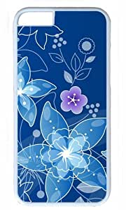 Elegant Flowers Thanksgiving Halloween Masterpiece Limited Design PC White Case for iphone 6 by Cases & Mousepads
