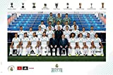 Real Madrid - Soccer / Sports Poster / Print (Team Photo Season 2017 / 2018) (Size: 36'' x 24'') (By POSTER STOP ONLINE)