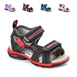 Sea Kidz Kids Children Waterproof Hiking Sport Open Toe Athletic Sandals (Toddler/Little Kid/Big Kid)