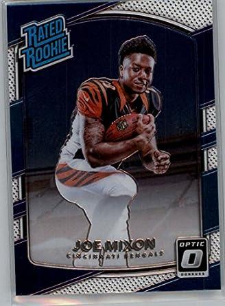 66748c997 Amazon.com  2017 Donruss Optic  185 Joe Mixon Cincinnati Bengals ...