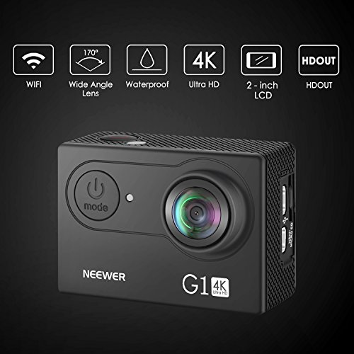 Neewer G1 Ultra Hd 4k Action Camera Deals Coupons Amp Reviews