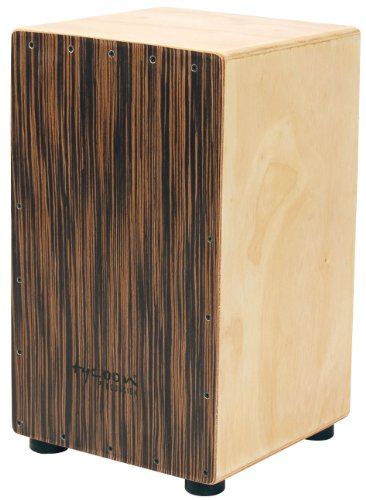 Tycoon Percussion 29 Series Siam Oak Cajon With Ebony Front Panel