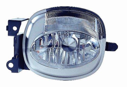 (Depo 324-2003L-UF Lexus ES 350 Driver Side Replacement Fog Light Unit (NSF Certified) )