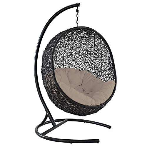 Modway EEI-739-BEI-SET Encase Wicker Rattan Outdoor Patio Ba