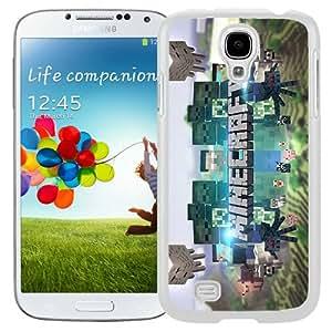 Hot Sale Samsung Galaxy S4 I9500 Case ,Mine 3 White Samsung Galaxy S4 Cover Unique And Popular Designed Phone Case