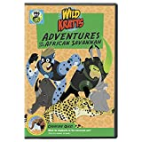 Wild Kratts: Adventures on the African Savannah DVD - Best Reviews Guide