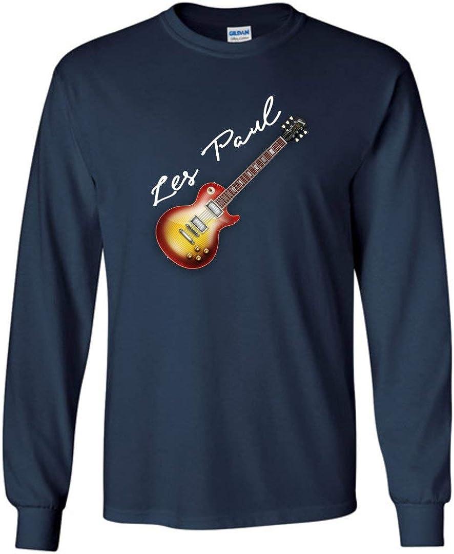 Choose Your Size Gibson Les Paul Men/'s T Shirt T Shirt Gibson Guitar