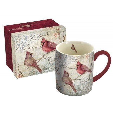 Bird Large Mug - LANG - 14 oz. Ceramic Coffee Mug -