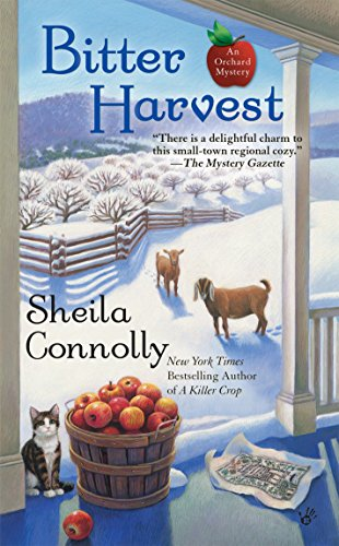 Bitter Harvest (An Orchard Mystery)