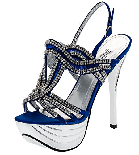Shayenne - Plataforma Mujer Azul