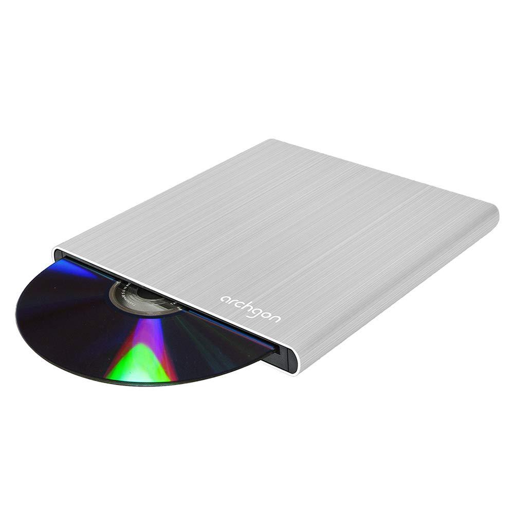 Archgon Style DVD externo Grabadora / Reproductor Player para PC ...
