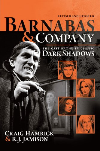 Barnabas & Company: The Cast of the TV Classic Dark Shadows - State Shadow Print Jersey