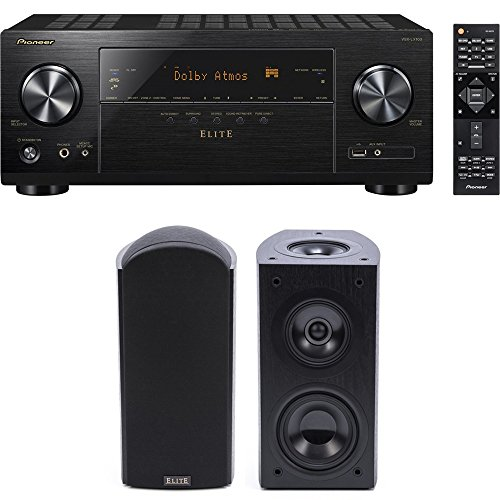 Pioneer Elite 7.2-Ch. Hi-Res 4K Ultra HD A/V Home Theater Re