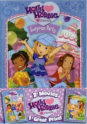 Holly Hobbie & Friends: Surprise Party / Secret Ad (Holly Hobbie Surprise Party)