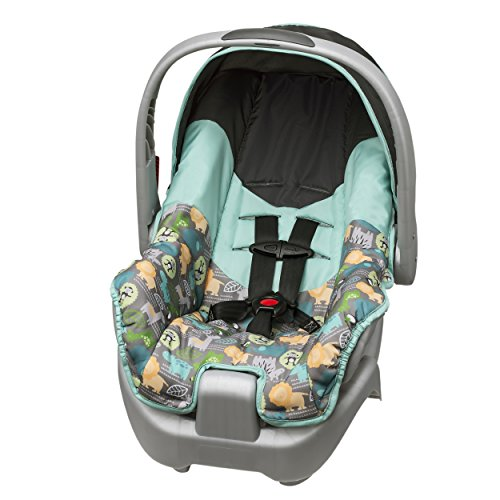 Evenflo Nurture Infant Car Seat, Jungle Safari