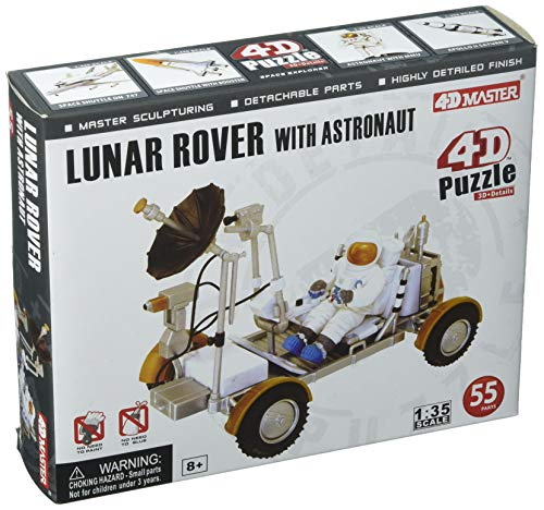 1/35 Lunar Rover with Astronaut Snap Kit