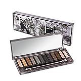 Fashionwu Eyeshadow Palette 12 Colors Smoky Nude Makeup Cosmetics