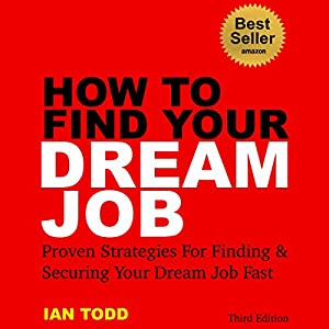 How to Find Your Dream Job Audiobook