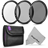 58MM Altura Photo Professional Photography Filter Kit (UV, CPL...