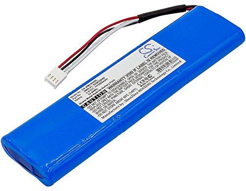 Cameron Sino Battery Ni-MH 9.60V 3500mAh / 33.60Wh Compatible With AEMC 2960.21/ 525832D00, Fits AEMC 1060/ 5050/ 5060/ 5070/ 6505/ 4630/ 6470/ 6471/ 6472/ 6470/6470-B / 6472 Micro-Ohmmeter