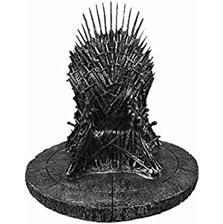 "The Iron Throne Game Of Thrones Action Figure Toy Replica Statue Decor 7/"" 17cm"