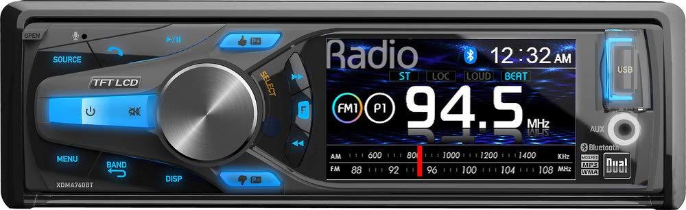Dual XDMA760 CD/MP3 Receiver