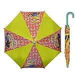 Character Minions Movie Friends Nylon Umbrella