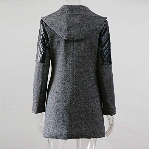 Elegante Donna Outwear Parka Sottile Caldo Lungo Morwind Cappotto xXgqAPwH
