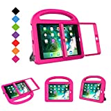 BMOUO Case for iPad Mini 1 2 3 with Built-in Screen Protector, Shockproof