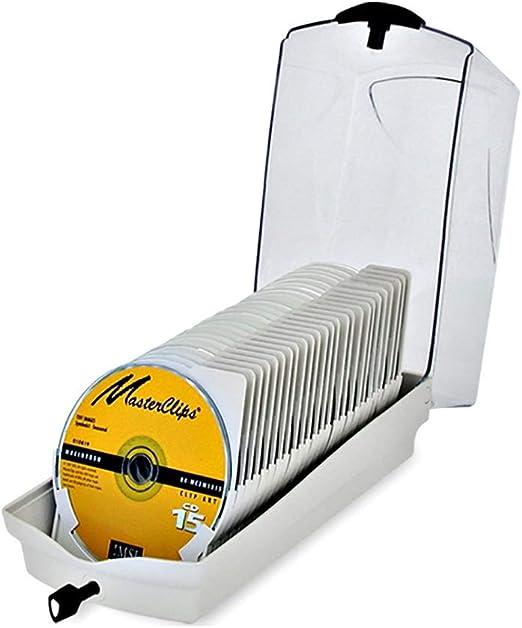 GWXJZ Estanterías para CD DVD Caja de Almacenamiento de CD ...