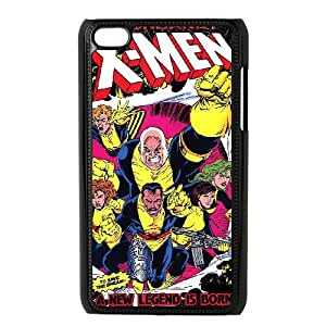 iPod Touch 4 Case Black X Men hftv