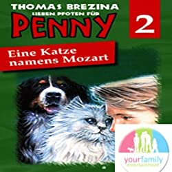 Eine Katze namens Mozart (Sieben Pfoten für Penny 2)