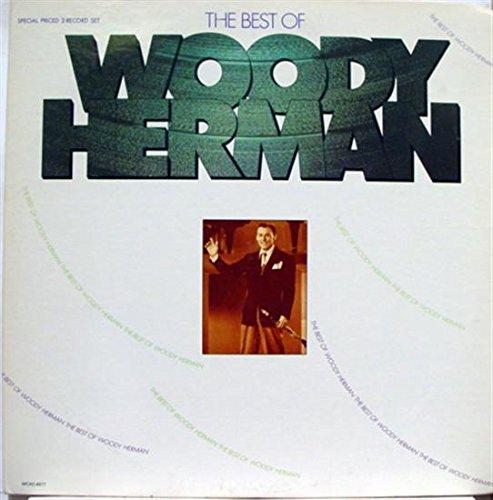 Woody Herman - WOODY HERMAN the best of 2 LP Used_VeryGoodMCA2-4077 Vinyl 1975 Jazz MCA USA - Zortam Music