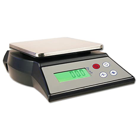 Zieis High Precision Digital Kitchen Scale Z3000 Surge Black