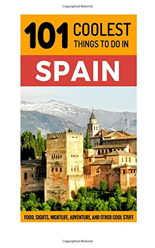 Spain Backpacking Barcelona Andalucia Valencia product image