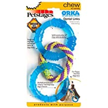 Dental Teeth Cleaning Chew Toys for Dogs, Dog Chew Toy for Petstages