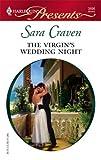 The Virgin's Wedding Night, Sara Craven, 0373126964