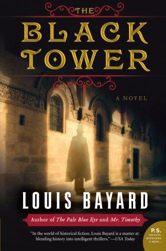 Book cover for The Black Tower