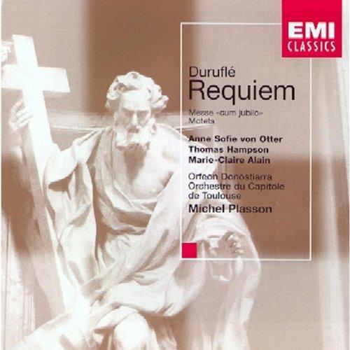 Durufle: Requiem, Mass-Con Jubilo, Motets / Plasson, von - Alain Marie Claire