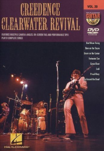 Guitar Play-Along, Volume 20: Creedence Clearwater Revival by Various