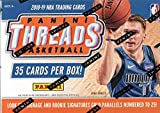 2018/19 Panini Threads NBA Basketball BLASTER box