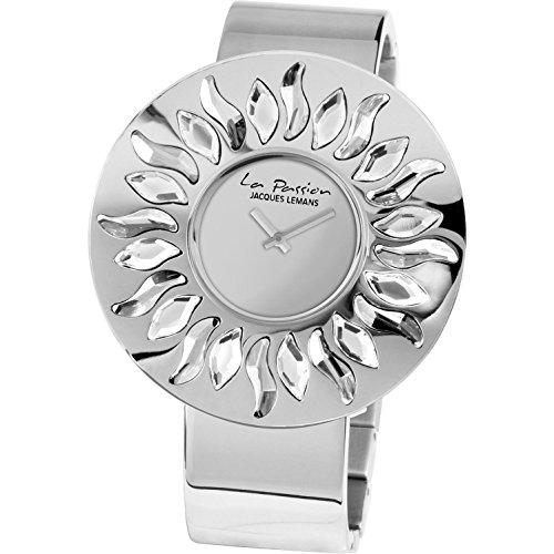 Jacques Lemans La Passion LP-119A Wristwatch for women With Swarovski crystals