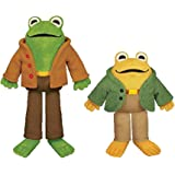 YOTTOY Classic Collection | Frog and Toad Plush Friends