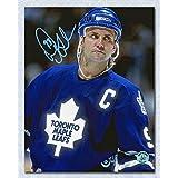 Doug Gilmour Toronto Maple Leafs Autographed Close Up 8x10 Photo