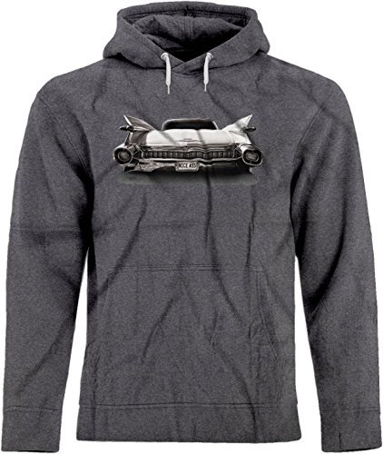 BSW Men's Nice Ass 1959 Cadillac Luxury V8 Premium Hoodie...