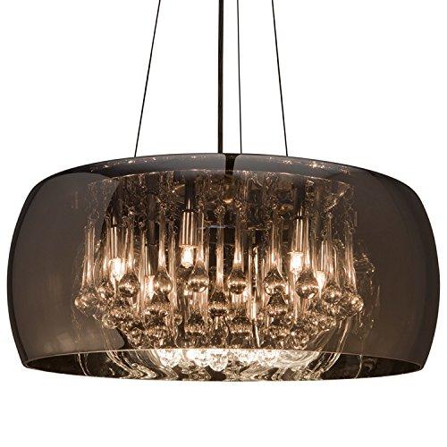 Amazon.com: Transparente Alain lámpara de techo: Home ...