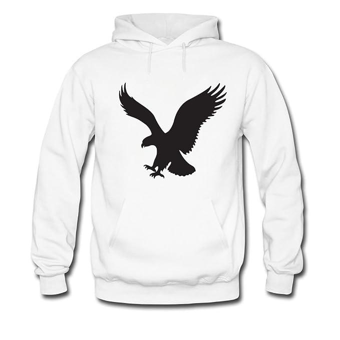 American Eagle Outfitters Hoodies - Sudadera con capucha - para hombre blanco blanco Small: Amazon.es: Ropa y accesorios